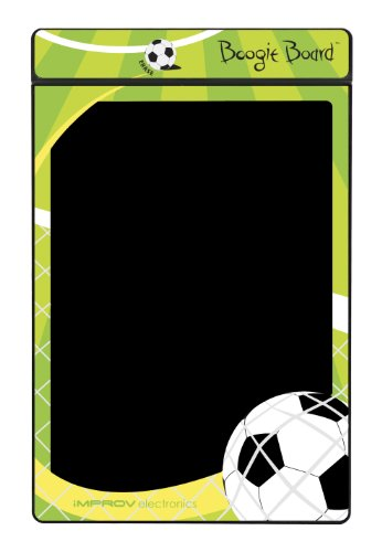 Boogie Board 8.5-Inch Lcd Writing Tablet, Soccer Ball