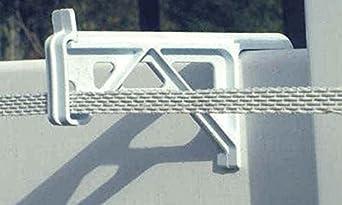 Amazon Com Vinyl Fence Insulator 25 Package Industrial