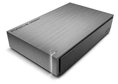 LaCie P'9230 USB 3.0/ USB 2.0 2TB Porsche Design Desktop Drive by Lacie