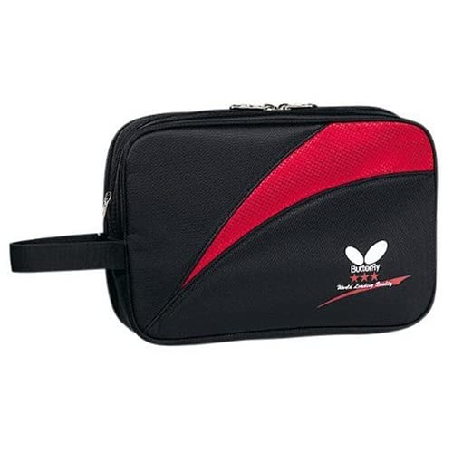 Butterfly Grefil DX Table Tennis Racket Case Red New