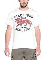 Lonsdale Camiseta Manga Corta Witney (Blanco)