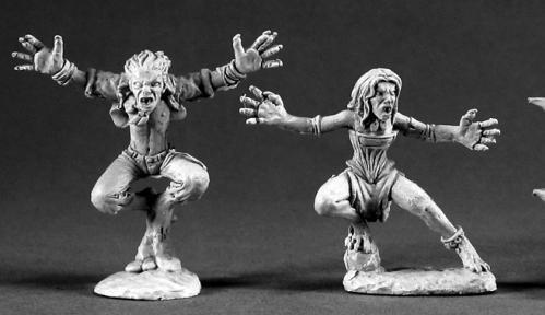 Buy Low Price Reaper Miniatures Vampire Spawn Dark Heaven Legends Minature Figures (B001S6WYOU)