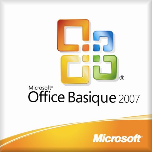 Microsoft Office Basic 2007 - Licence - 1 PC - OEM, MLK - Win - French - with MS Office Professional 2007 (Trial)