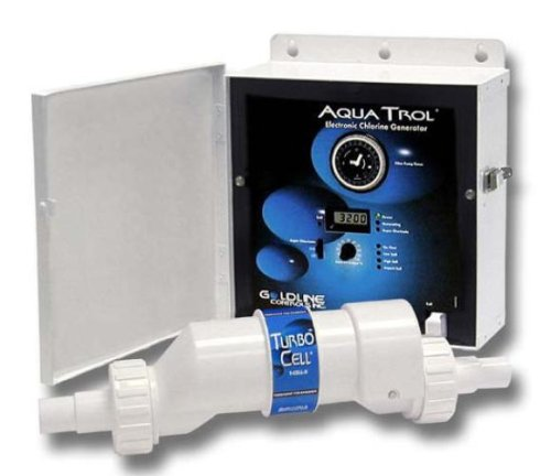 Hayward AQ-TROL-RJ AquaTrol Salt Chlorination System for Above-Ground Pools up to 18,000 gallons (Chlorine Generators compare prices)