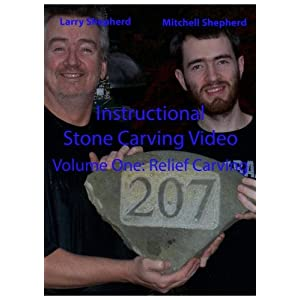 Instructional Stone Carving Video Volume 1: Relief Carving movie