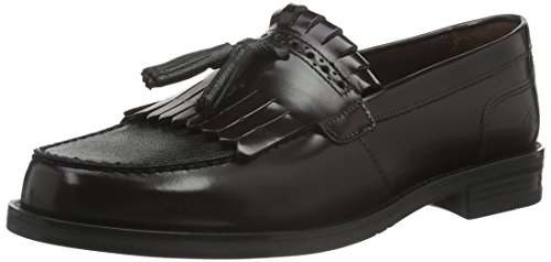 Marc O'PoloLoafer - Mocassini Donna , Nero (Bordo/black 379), 37