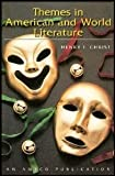 img - for Themes in American and World Literature (Anthology of Stories, Plays, Articles, Essays and Poetry) book / textbook / text book