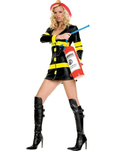 Leg Avenue Women's Firefighter