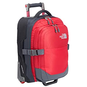 Amazon.com: The North Face Overhead Chili Pepper Red: Sports
