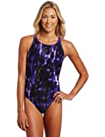 Speedo Women's Reversible Recordbreaker Endurance Swimsuit