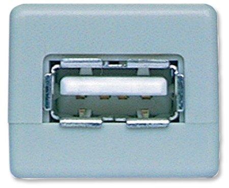 USB Mini Adapter, Typ A Buchse - Typ A Buchse Typ A Buchse - Typ A Buchse