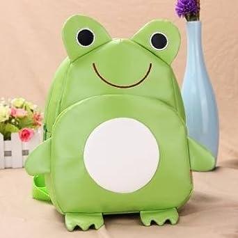 Amazon Com Baby Children Frog Backpacks Cartoon School