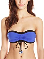 Seafolly Sujetador de Bikini (Azul)