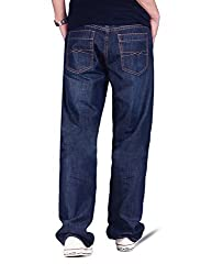 Demon Hunter Men's Relaxed Fit Jeans (B00POCOS3O_31W x 31L)