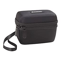 Caseling Hard Case for UE MINI BOOM Wireless Bluetooth Portable Speakers. - Mesh Pocket for the Cables.