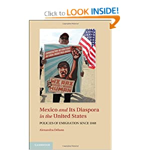 Mexico and its Diaspora in the United States cover