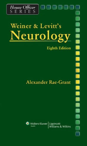 Weiner and Levitt's Neurology, Eighth Edition (House Officer Series)