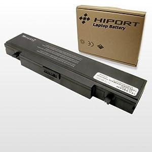 Hiport Laptop Battery For Samsung NP-R540-JA09US/AB Laptop Notebook Computers (Black)
