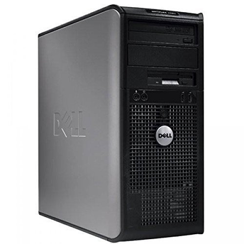 Dell Optiplex Desktop Computer, 2.0