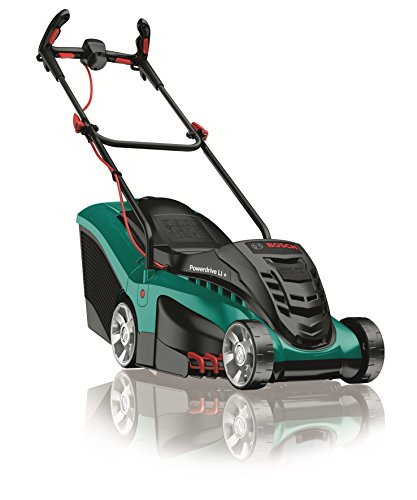 Bosch Rotak 36 LI Ergoflex 36 V Cordless Lithium-Ion Lawnmower (37 cm cutting width)