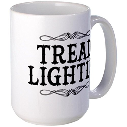 Cafepress Breaking Bad: Tread Lightly Large Mug Large Mug - Standard Multi-Color