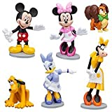 Official Disney ''Minnie's Pet Shop'' Minnie Mouse Figure Set -- 6-Pc.