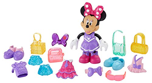 Fisher-Price Disney Minnie Mouse Stylin' School Bowtique - 1