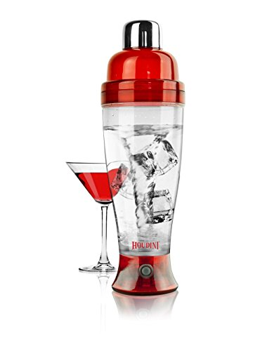 Houdini Electric Cocktail Mixer (Red) (Plastic Cocktail Mixer compare prices)