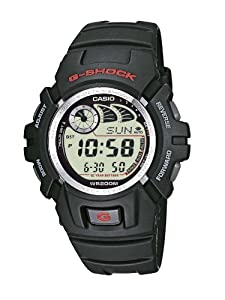 Casio G-Shock Men's Digital Watch with Black Resin Strap G-2900F-1VER