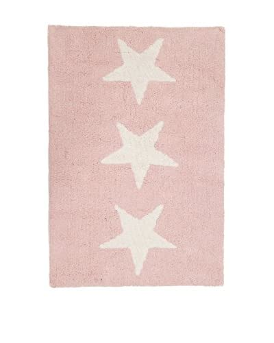 Happy Decor Kids Alfombra Hdk-Three Stars