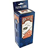 Bicycle Standard Playing Cards - 12 Packs (6 Red, 6 Blue)