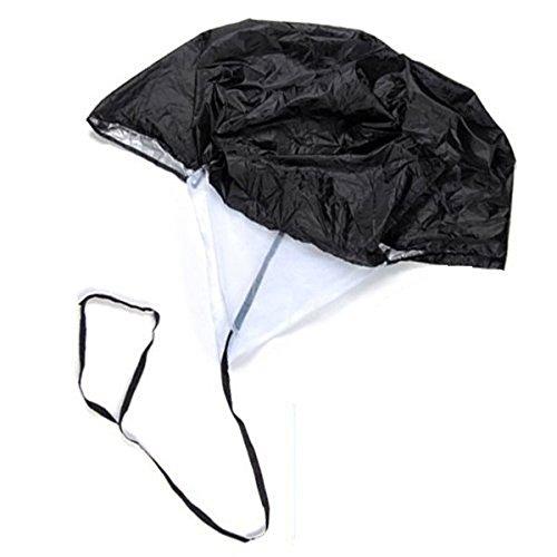 NUOLUX-Parachute-de-Rsistance-pour-lEntrainement--la-Vitesse-Parachute-de-Course-noir