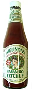 Melinda's Bold & Spicy Habanero Ketchup - 13 oz by Figueroa Brothers