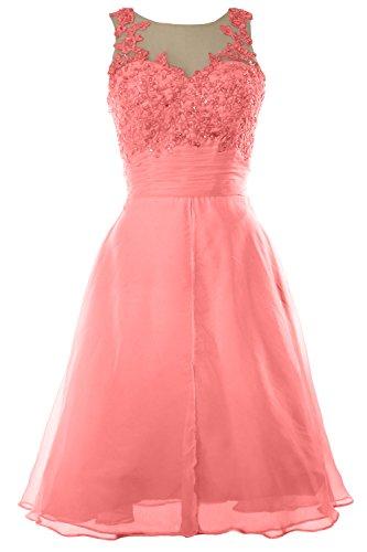 MACloth -  Vestito  - Donna rosa 38
