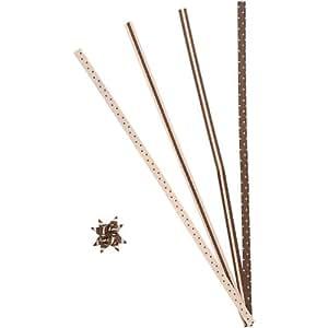 Amazon.com - Weaving Paper Strips, W: 5 mm, Oslo, 100 asstd -