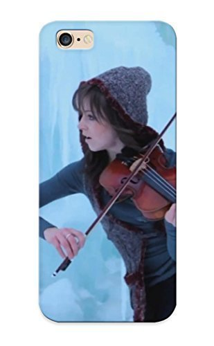 Design For Case Cover For Apple Iphone 6 4.7 Inch Premium Hard Case Cover Legs Women Music Violins Dubstep Yoga Pants Lindsey Stirling Crystallize Protective Case (Crystallize Lindsey Stirling compare prices)