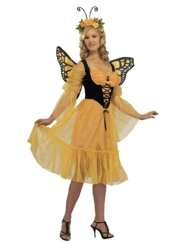 Women's Monarch Butterfly Costume