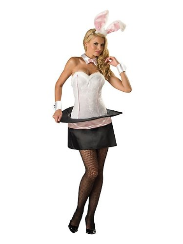 Sexy Magic Bunny Adult Costume