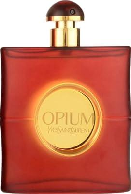 Yves Saint Laurent Eau de Toilette Spray for Women, Opium, 4.2 Ounce