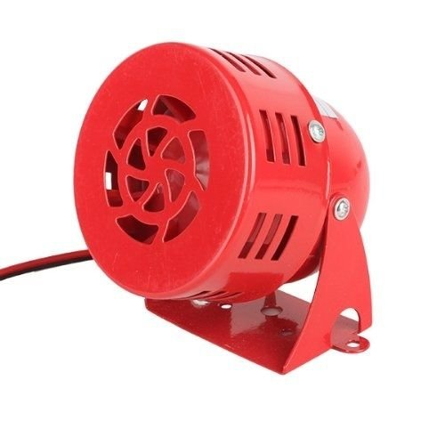 Hobbypower Industrial Dc12V 120Db Ms-190 Alarm Sound Motor High Power Buzzer Siren