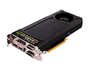 Zotac GeForce GTX 760 2GB GDDR5 PCI Express 3.0 Dual DVI HDMI DP SLI Ready Graphics Card, ZT-70401-10P