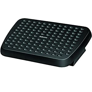 Fellowes Standard Foot Rest, Graphite