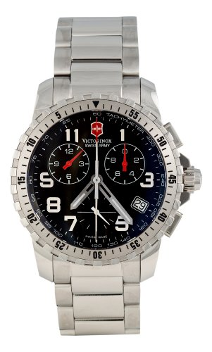 Victorinox Swiss Army Men's 241196 Alpnach Chrono Watch