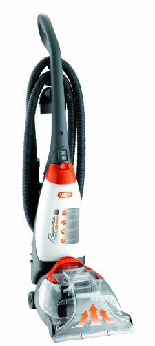 Vax V-026RD Rapide Deluxe Upright Carpet and Upholstery Washer