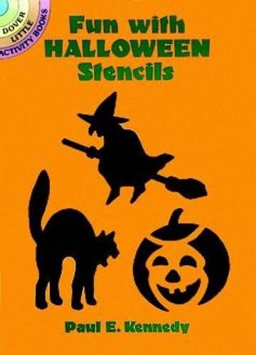 Fun with Halloween Stencils (Dover Stencils)