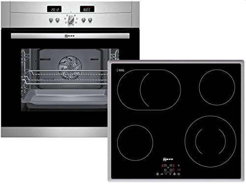 Neff Set X20BP4 Pyrolyse Backofen
