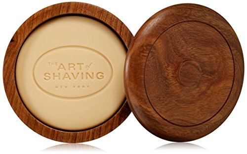 The Art Of Shaving Soap Bowl Unscented 0670535450009