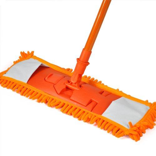 popamazing-70cm-to-124cm-extendable-microfibre-floor-mop-cleaner-sweeper-wooden-laminate-tile-wet-dr