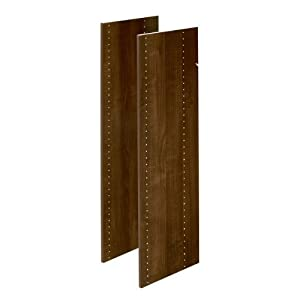 Easy Track RV1447-T Vertical Panels, Truffle, 48-Inch