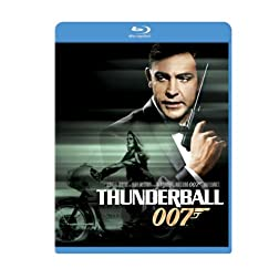 Thunderball (50th Anniversary Repackage) [Blu-ray]